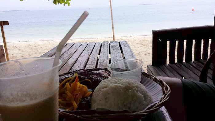 view aus dem bahay cubo