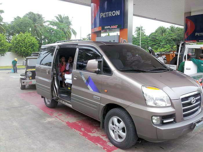 Trip von mainal nach batangas