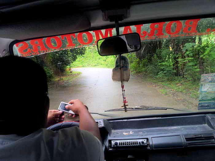 trip to Tamaraw Falls