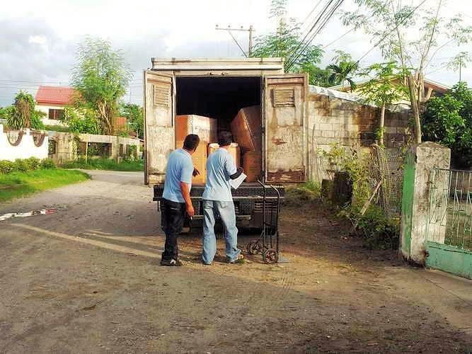 balikbayan delivery