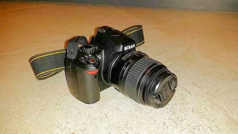 Nikon D40 bloggin