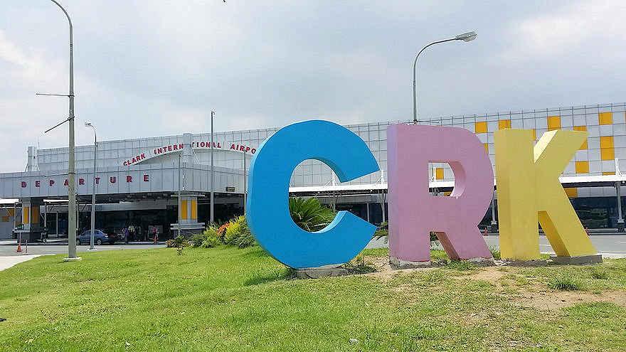 clark-airport-luzon-philipppines