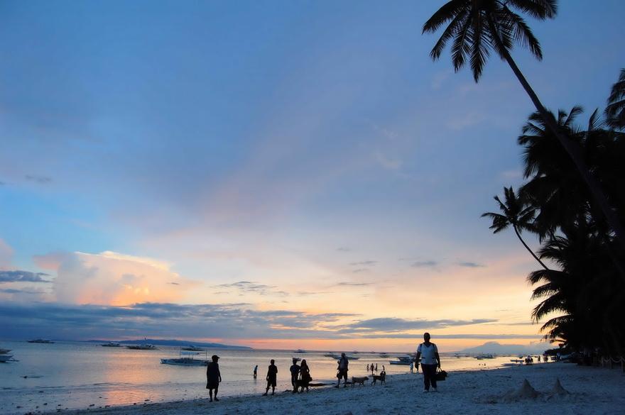sunset-alona-beach-philippinen-blog