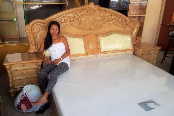 my-wife-testing-new-bed