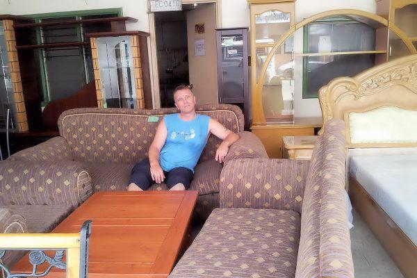 me-testing-new-sofa