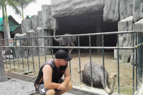 me_with_ostrich