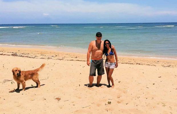 posing-with-resortdog